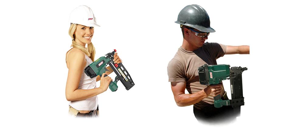 fissaggio imballaggi cucitrici pneumatiche omer pistole pneumatiche