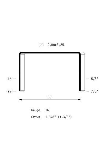 graffa modello 35